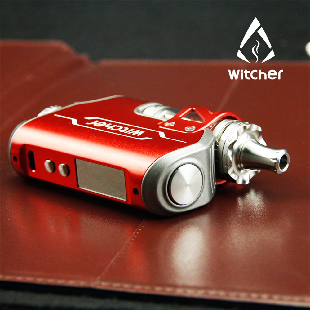 цены (RU Warehouse) 75W TC Box Mod Vape Pen 5.5ml Huge Vapor Electronic Cigarette Temperature Control Electronic Hookah Vaporizer Pen