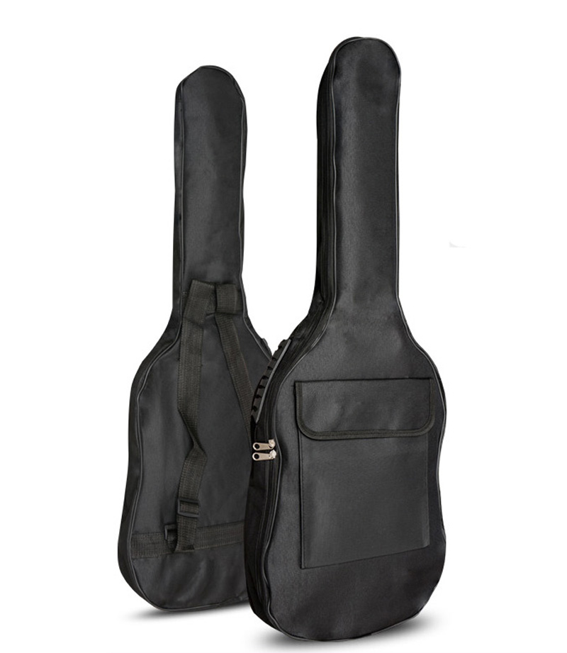 600d Oxford Nylon 5mm Padded 36 Acoustic Guitar Gig Bag Soft Case Double Shoulders Backpack Black In Parts Accessories From Sports Entertainment