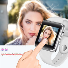 LIGE Smart Watch Women SIM TF Push Message Camera Bluetooth Connectivity Android Phone Sports pedometer Digital smart watch