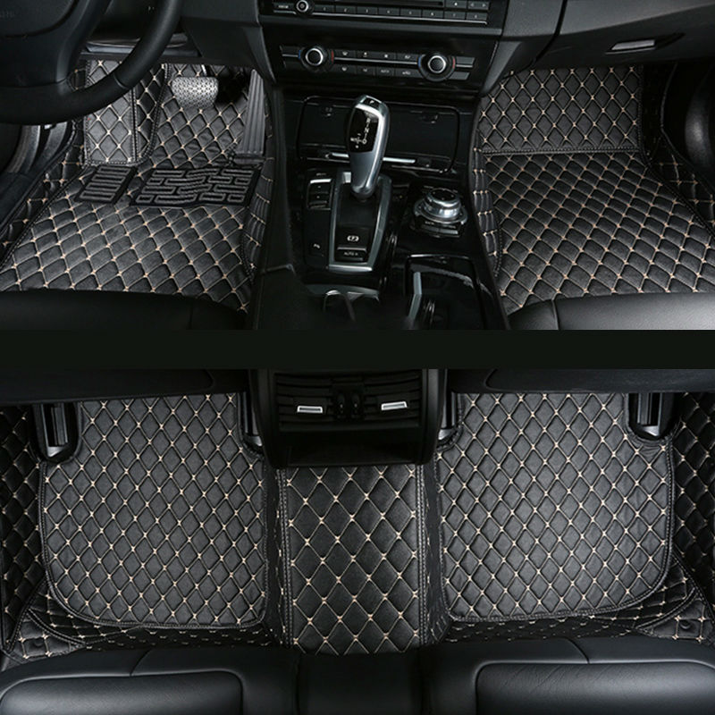 G Floor Mats >> Us 104 0 35 Off Car Floor Mats For Mercedes Benz G Class G350 G500 W460 W461 W463 W464 Gl Class Gl350 Gl400 Gl450 Gl500 X164 Car Leather Carpets In