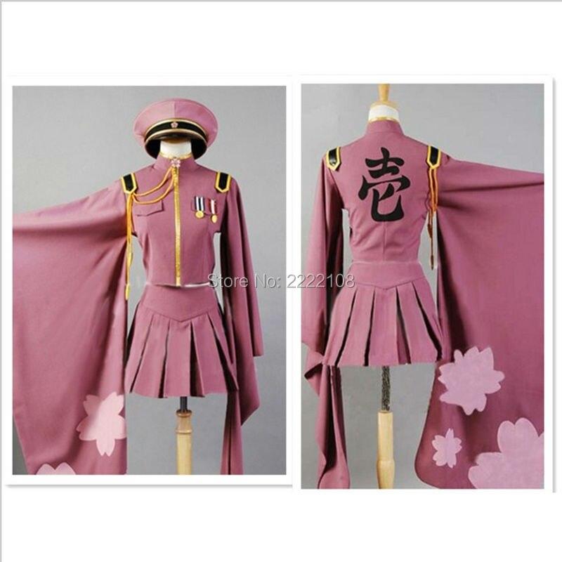 Vocaloid Jacket Gloves Costumes