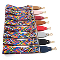 4 Metal Colors! DIY 140cm Adjustable Replacement Shoulder Bag Straps for Handbags Bags Belt 5cm Wide Strap with PU Leather
