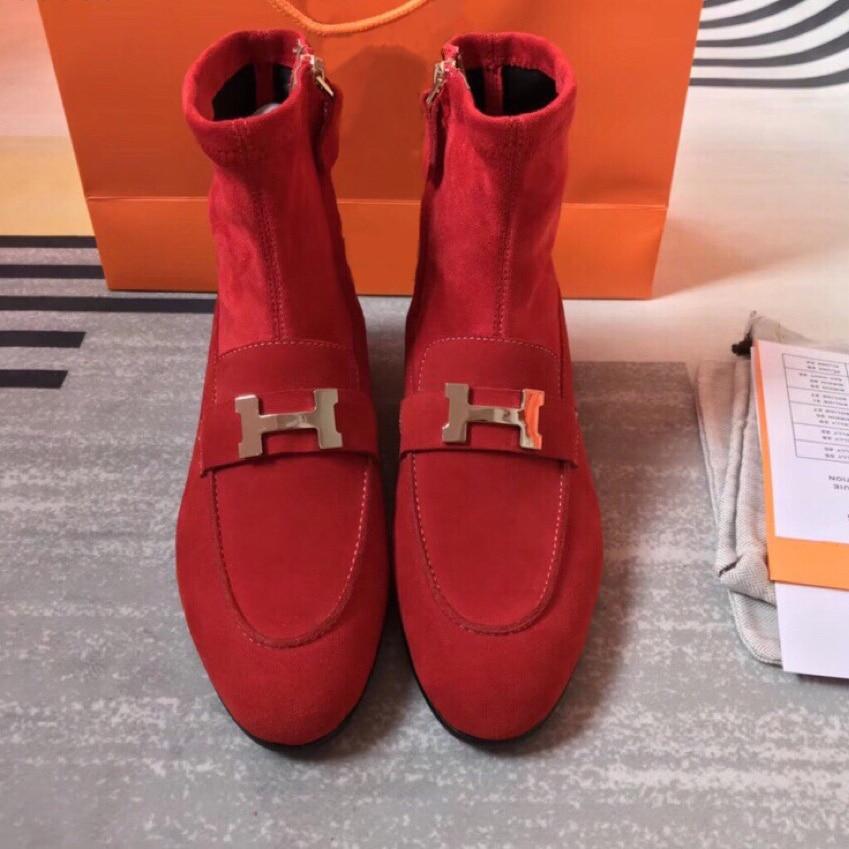 Kmeioo mode daim cuir bottes pour femmes en peau de mouton plat mi-mollet bottes printemps automne femmes bottes noir bleu chaussuresKmeioo mode daim cuir bottes pour femmes en peau de mouton plat mi-mollet bottes printemps automne femmes bottes noir bleu chaussures