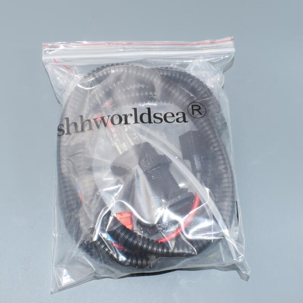Shhworld Sea 1 комплект 1 м 1.5мм2 Dual USB зарядное устройство Adapte автомобильного прикуривателя DC12V 24 В 3.1A Stardard предохранитель кран держатель свинец