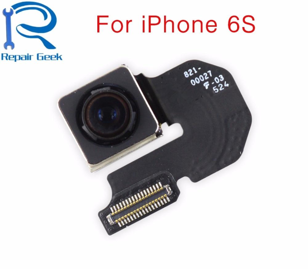 Высокое качество задняя большая камера гибкий кабель для iPhone X 5 5S 5C SE 6 6 P 6 S 6SP 7 7 P 8 8 P камера гибкий кабель Замена