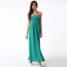 Sedlkova Robe/2017 Femmes D'été Sexy Plage Étage Longueur Parti Longue Robe Bohème Robes/Robe Femme Vintage Filles Maxi Robe
