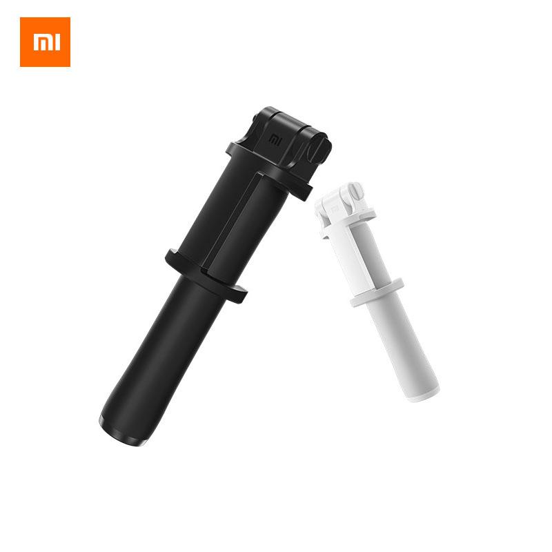 Prix pour New Original Xiaomi Selfie Bâton Monopode Filaire Selfi Auto Bâton Extensible De Poche D'obturation pour iPhone Android Smartphone