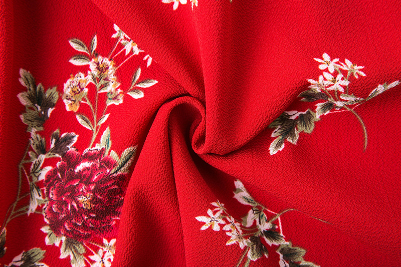 BONGOR LUSS Women Summer Dress 2017 V-Neck Cape Short Sleeve Casual Mini Dress Boho Beach Vinatge Floral Print Dress Sundress (11)
