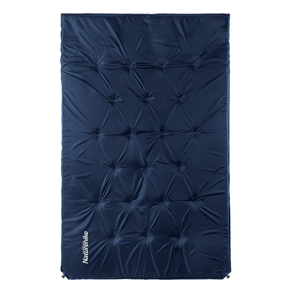 NaturenHike-NH Lovers Double automatic inflatable mattress double automatic inflatable moisture pad mats,