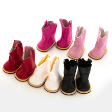 Boots Doll-Accessories Shoes-Wear Birthday Born Baby 17inch Fashion for Festival Gift