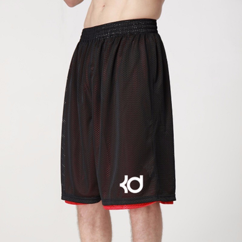 Brand-KD-Bermudas-Basketballs-Shorts-Homme-Men-s-Summer-Sporting-Double-sided-Mesh-Knee-Length-Drawstring (1)