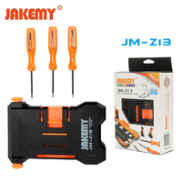 JAKEMY 4 In 1 Adjustable Fixed Screen Holder Screwdriver Hand Tool Set For 4 5 5