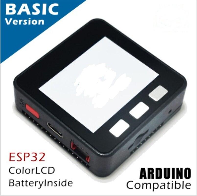 1 pièces ESP32 Kit de développement de base de base Extensible Micro contrôle Wifi BLE IoT carte Prototype pour Arduino # Hbm0108