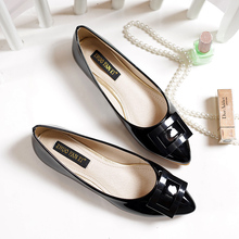 Women's Flat Shoes 2016 Fashion Women Shoes Woman Flats High Quality Suede Casual Comfortable Pointed Toe Women Flat Shoe