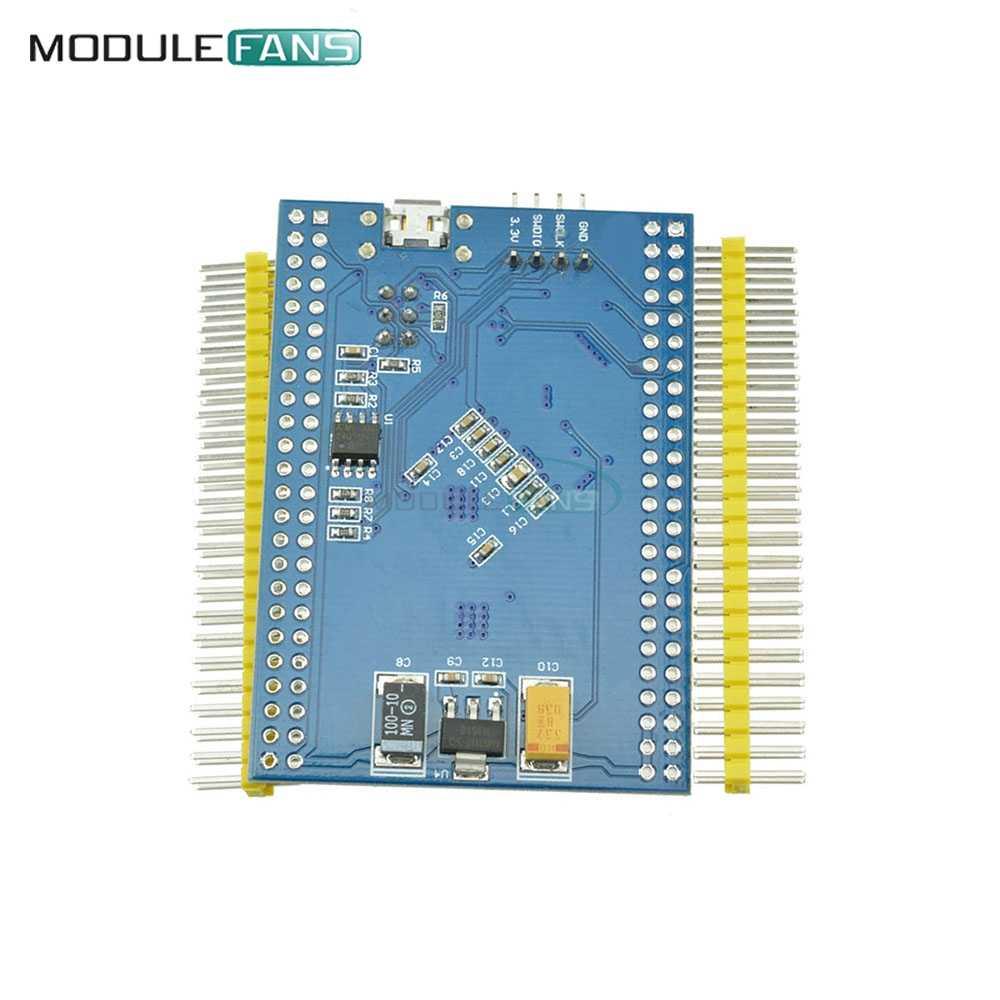 STM32F103VET6 ARM STM32 Minimum System Development Board Module Cortex-m3  IIC EEPROM RTC Crystal SDIO Card Holder LED MC-306 DIY
