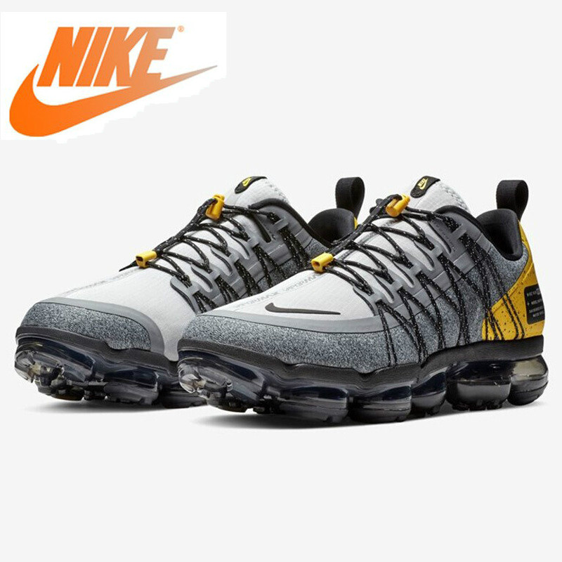 Original Authentic Nike Air Vapormax Run Utility Mens Running Shoes Outdoor Sneakers Athletic Designer Footwear New AQ8810-010Original Authentic Nike Air Vapormax Run Utility Mens Running Shoes Outdoor Sneakers Athletic Designer Footwear New AQ8810-010
