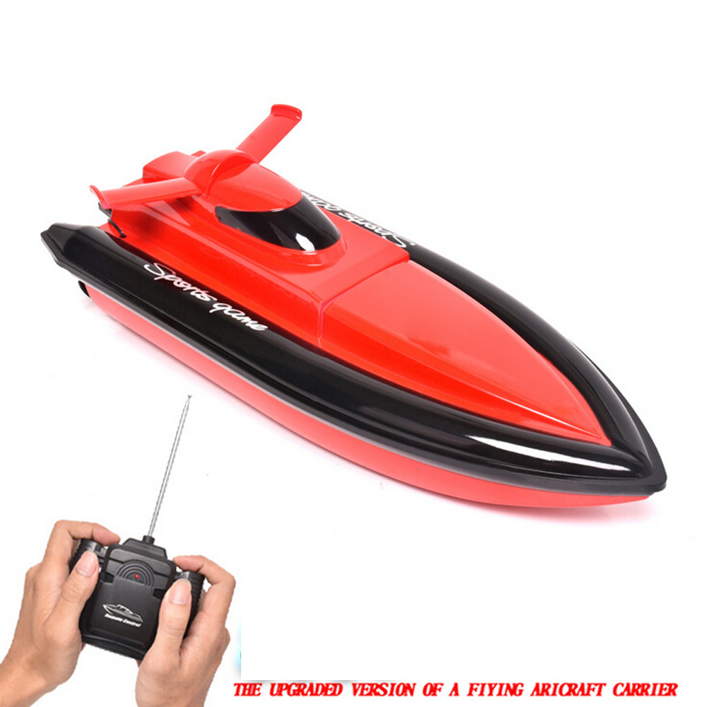 Kid Fun Toy Gift Anti-stress Boy Girl Birthday Present Electric RC Toys Remote Control Boat Plastic For Children 2017 new 1 6 1 6 12 action figures g43 sinper rifle tactical gun christmas gift free shipping boy toy birthday present