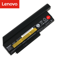 Original batería del ordenador portátil para Lenovo Thinkpad X220 X220I X220S X230 X230I 45N1172 45N1022 45N1024 45N1025 9 hilos de alta capacidad Baterías para ordenador portátil     -