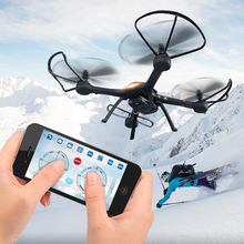 JJRC H11WH RC Drone Helicopte  WIFI FPV 2.0MP HD Camera Headless Mode One Key Land RC Quadcopter