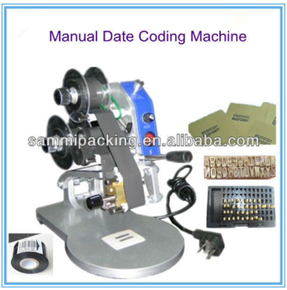 DY-8 Hand held coding machine printing on paper, laminates film, cardboardDY-8 Hand held coding machine printing on paper, laminates film, cardboard