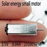 Freeshipping 5 PCS Solar Energy Small Motor K30 Motor DC High Speed Micro Motors