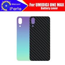 6.3 Inch Umidigi Een Max Batterij Cover 100% Originele Nieuwe Duurzaam Case Mobiele Telefoon Accessoire Voor Umidigi Een Max