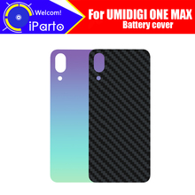 6.3 inch UMIDIGI ONE MAX Battery Cover 100% Original New Durable Back Case Mobile Phone Accessory for UMIDIGI ONE MAX