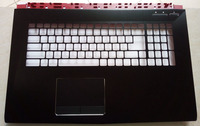 New Laptop For MSI GE72 Palmrest Assembly Keyboard Upper Cover 6QD 029US 9S7 179541 029 Black