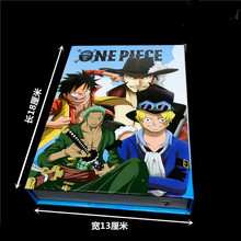 One Piece Pendant Keychains Sword Gift Set