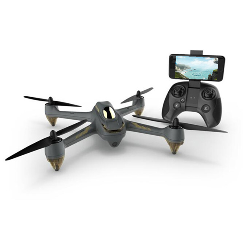 Hubsan H501M X4 Waypoint WiFi FPV Brushless Drone GPS with 720P HD Camera Follow Me Mode RC Racing Quadcopter