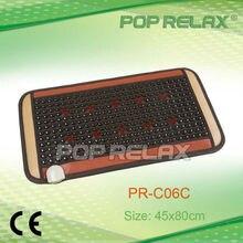 POP RELAX LED Photon light heating physiotherapy germanium health care mat PR-C06C 45x80cm