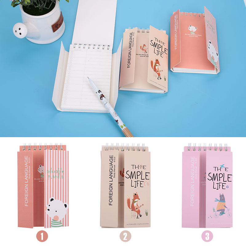 Word Book Open Or Close Words Study Planner Supplies Vocabulary Notebook Remember Easier Reciting