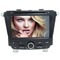 "7 ""HD 1024*600 4 Core Android Car DVD GPS Navigation Radio Stereo Vídeo Player do carro para Roewe 350 2011 2012 ADAS TPMS DVR WIFI 4G BT"