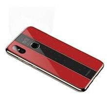 Lantro JS Phone Case for Xiaomi MI 9 and Transparent Corn Reinforcement Anti Crush