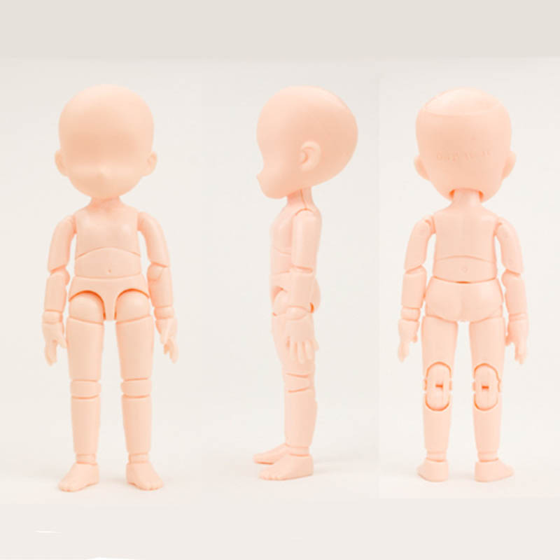 PVC Art Figure Doll Figma Actions Toys Archetype Color Version Kids Sketch High Quality Special archetype transparent ver she