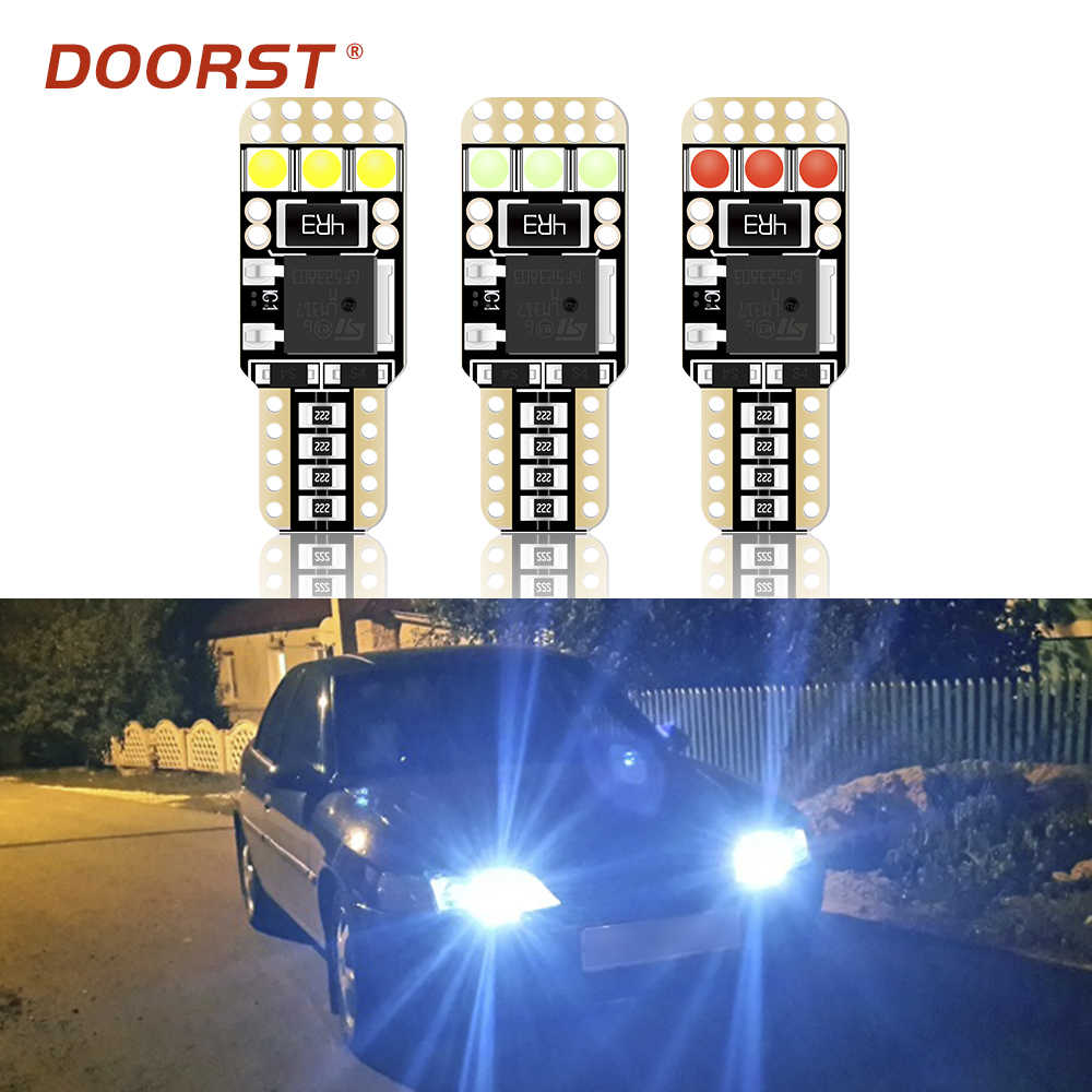 T10 led w5w 194 168 12V bulb light lamp canbus no error for Opel Antara Astra G H J K Coupe Bertone GTC OPC Calibra Corsa E C D