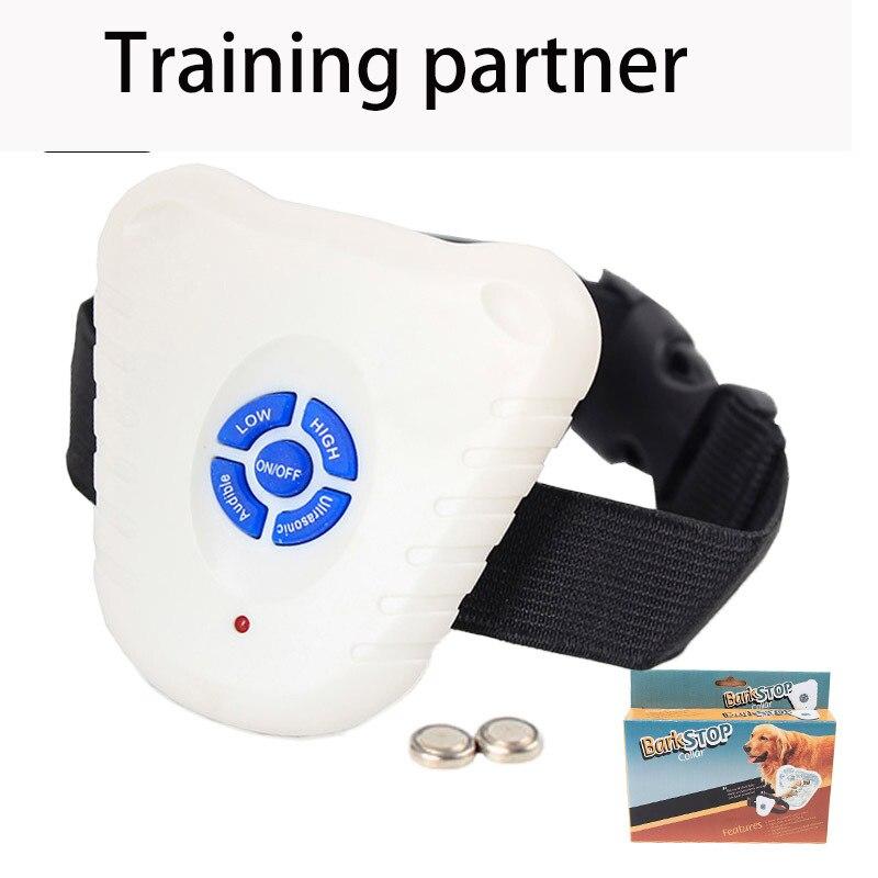 Цветная коробка ABS ультразвуковая лающая пробка ультра легкий корпус дрессировщик животных ультразвуковой тренажер для собак