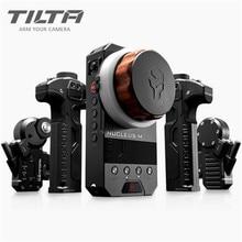 цена на IN STOCK TILTA Nucleus-M Nucleus WLC-T03 Wireless Follow Focus Lens Control System Gimbal DJI seller pay for customs tax