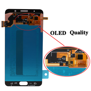 Image 4 - 5.7 OLED QUALITY LCD for SAMSUNG Galaxy Note 5 Display LCD Touch Screen for SAMSUNG Note 5 Note5 N920A N9200 SM N920 N920C