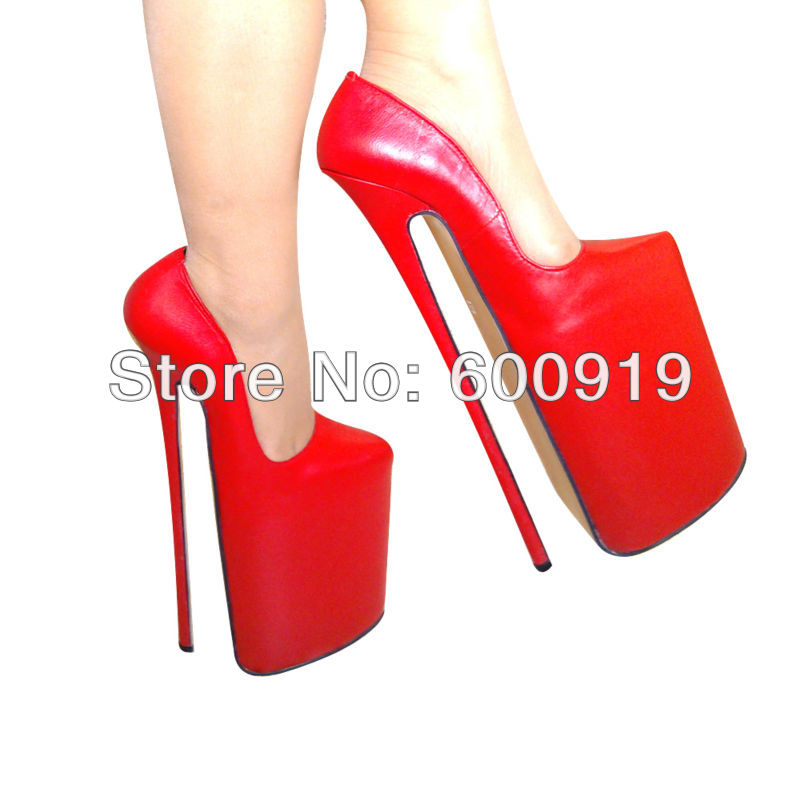 Party Shoes Heel Height