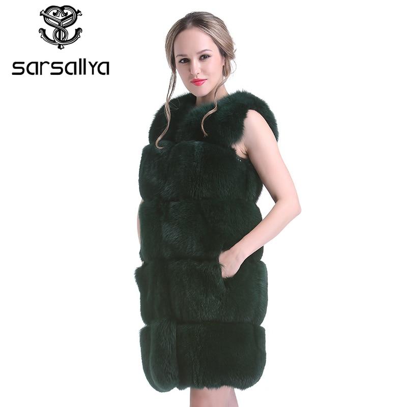 Rayé Light Renard Mode Sarsallya black Pardessus sable En Veste D'hiver D'extérieur Vêtements Grey green Femmes Style Réel Fourrure De Nouvelles IIZqv