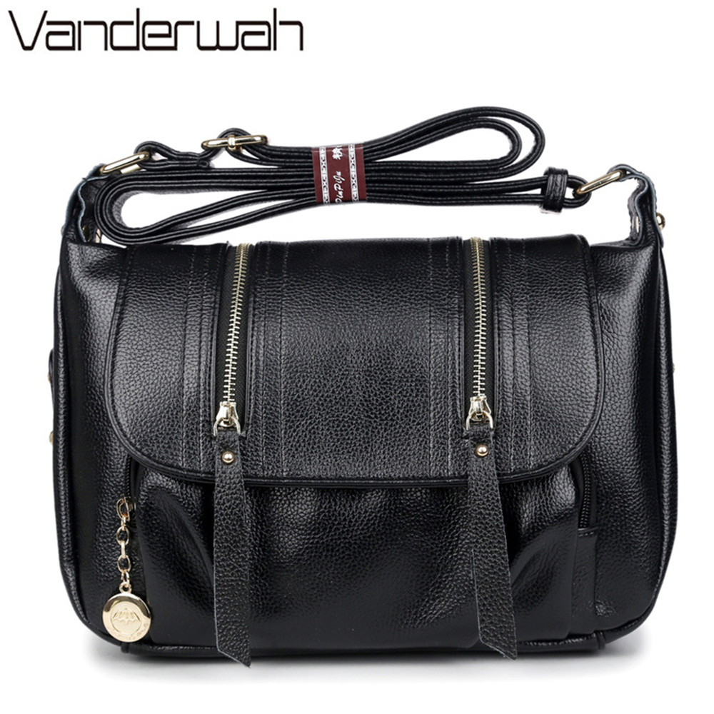 Summer style Women genuine Leather Handbags Women Messenger Bags designer handbags high quality Crossbody Bag Women Shoulder Bag maihui designer handbags high quality shoulder crossbody bags for women messenger 2017 new fashion cow genuine leather hobos bag