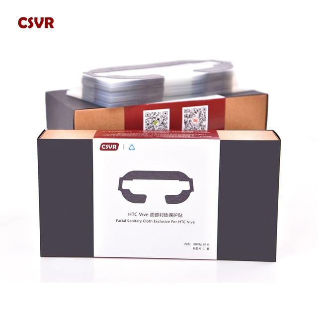 De alta Qualidade, higiene Eye Pad Máscara Facial De Pano Sanitário Exclusivo para HTC Viva Acessórios fone de ouvido VR