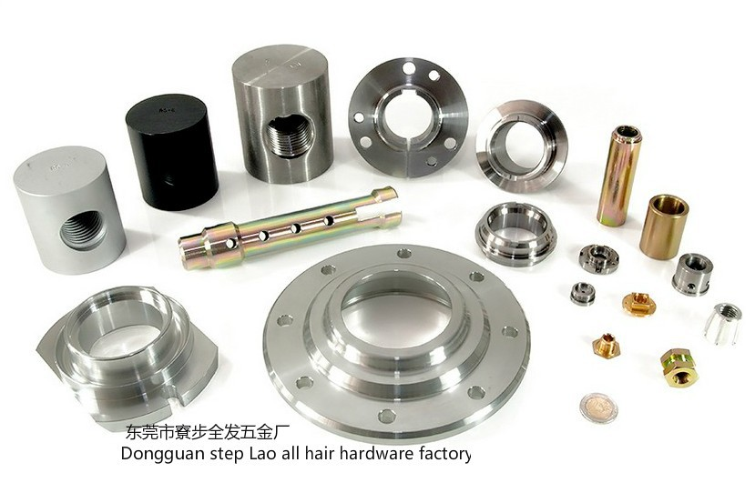 Accepted Small Orders , CNC  Machine Parts Made In Professional Factory , Aluminum Steel Machine Service Process Machining,