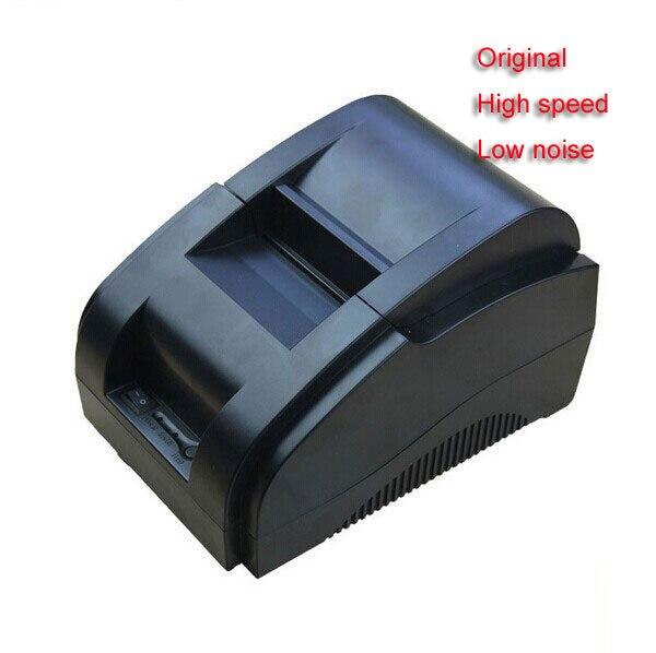 Tốc độ cao cổng USB ban đầu 58mm máy in Hóa Đơn nhiệt tiếng ồn Thấp mini Pos máy in bán buôn