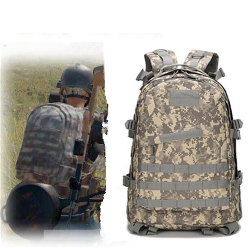 Obedient Game Pubg Playerunknowns Battlegrounds Backpack Specia Force Knapsack Free Nagic Stickers Cosplay Prop Outdoor Sports Bag Spare No Cost At Any Cost