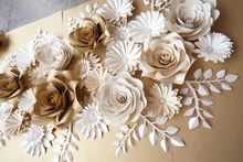Buy giant flower decorations and get free shipping on aliexpress giant paper flowers peony large rose chrysanthemum diy home wedding photography background wall decoration flowers scrapbooking mightylinksfo