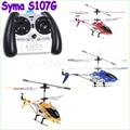 Original Original 3.5CH RC com gyro Radio Helicóptero de Controle De Metal fuselagem de liga de Syma S107G S107 R/C Helicoptero Frete grátis