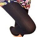 Calças moda Mulheres Quentes Tamanho Grande Tecido de Malha calças de Comprimento No Tornozelo Grosso Térmica Velo Vestuário Feminino Mulher Calças de Malha Calça K0124
