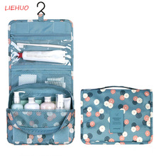 Man Women Travel Cosmetic Bag Neceser Waterproof Portable Polyester Hanging Wash High-capacity supplies Organizer 30